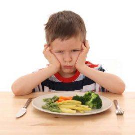 Çocuklarda Yemek Yeme Problemleri